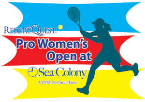 @nd annual ResortQuest Pro Women's Open at Sea Colony