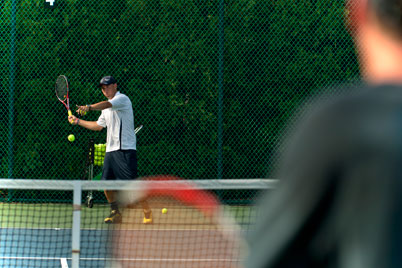 Sea Colony tennis offers a variety of lessons, camps and clinics for all ages and all skill levels.