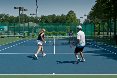 Sea Colony Tennis Facilities