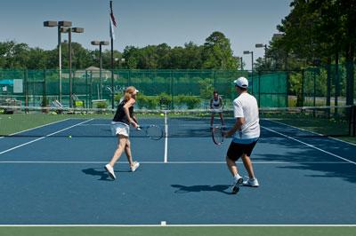 Sea Colony Tennis Facilities